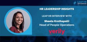 LEAP LS -Verily Interview